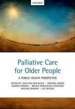 Palliative Care for Older People : A Public Health Perspective