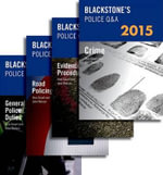 Blackstone's Police Q&A 2015 : Four Volume Pack 2015 - John Watson