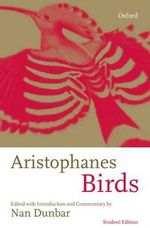 Aristophanes - Birds : With Introduction and Commentary - Aristophanes