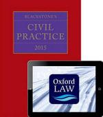 Blackstone's Civil Practice 2015