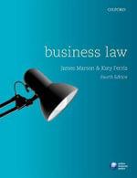 Business Law - James Marson
