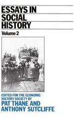 Essays in Social History: v.2 : Edited for the Economic History Society
