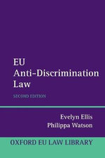 EU Anti-Discrimination Law - Evelyn Ellis