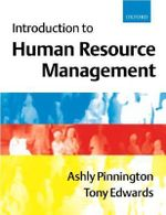 Introduction to Human Resource Management - Ashly H. Pinnington