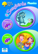 Oxford Reading Tree : Levels 1+-2: e-Songbirds Phonics: CD-ROM Unlimited-User Licence - Clare Kirtley