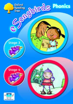 Oxford Reading Tree : Levels 3-4: e-Songbirds Phonics: CD-ROM Unlimited-User Licence - Clare Kirtley