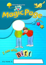 Magic Page Stages 3-5 Practice books pack : Oxford Reading Tree - Roderick Hunt