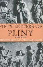 Fifty Letters of Pliny - Pliny the Younger
