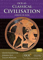 Classical Civilisation for OCR : AS OxBox CD-ROM - Julian Morgan