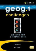 Geog. : Geog.1challenges Oxbox CD-ROM and Teacher's Book - RoseMarie Gallagher