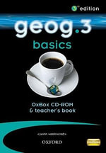Geog.3 Basics OxBox CD-ROM & Teacher's Book : Geog.3 Basics Oxbox CD-ROM & Teacher's Book - RoseMarie Gallagher