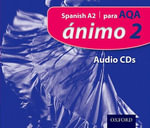 Animo : 2: Para AQA Audio CDs - Isabel Alonso de Sudea