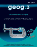 Geog.123 : Teacher's Resource File and CD-ROM Level 3 - RoseMarie Gallagher