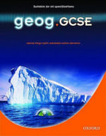 Geog.GCSE : Students' Book - Anna King