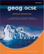 Geog.GCSE : GCSE Teacher's Resource File & CD-ROM - Anna King