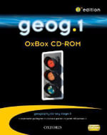 Geog. : 1: Resources and Planning OxBox CD-ROM - RoseMarie Gallagher