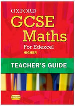 Oxford GCSE Maths for Edexcel : Teacher's Guide Higher (B-D) - Christopher Green