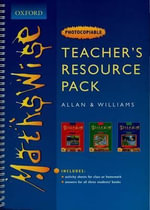 Mathswise : Teacher's Resource Pack - Ray Allan