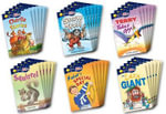 Oxford Reading Tree : All Stars: Pack 1a: Class Pack (36 Books, 6 of Each Title) - Jonathan Emmett
