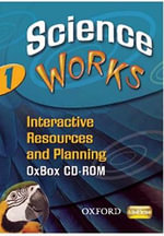 Science Works : 1: Interactive Resources & Planning OxBox CD-ROM - Perry