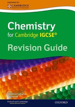 Cambridge Chemistry IGCSE Revision Guide : IGCSE - RoseMarie Gallagher