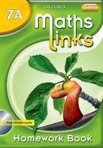 MathsLinks : 1: Y7 Homework Book A - Ray Allan