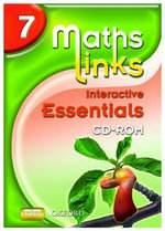 MathsLinks : 1: Y7 Interactive Essentials OxBox CD-ROM: 7 - Ray Allan