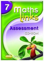 MathsLinks : 1: Y7 Assessment OxBox CD-ROM: 7 - Ray Allan