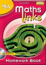 MathsLinks : 3: Y9 Homework Book A: 9A - Claire Turpin
