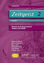Zeitgeist 2 : Fur OCR A2 Resource & Assessment Oxbox CD-ROM - Clare Parker