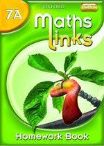 MathsLinks : 1: Y7 Homework Book A Pack of 15 - Ray Allan