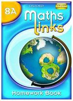 MathsLinks : 2: Y8 Homework Book A Pack of 15 - Ray Allan