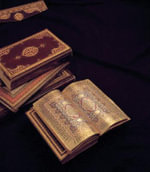 Golden Pages : Qur'ans and Other Manuscripts from the Collection of Ghassan I. Shaker - Nabil F. Safwat