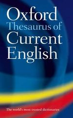 Thesaurus of Current English - Edited Dictionary