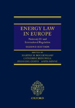 Energy Law in Europe : National, EU and International Regulation