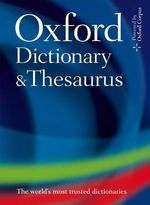 Oxford Dictionary and Thesaurus - Oxford Dictionaries
