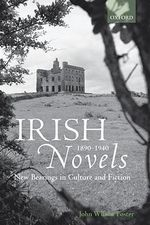Irish Novels 1890-1940 : New Bearings in Culture and Fiction - John Wilson Foster