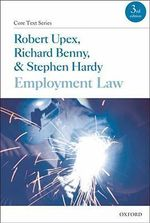 Employment Law - Robert Upex