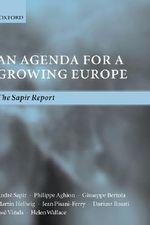 An Agenda for a Growing Europe : The Sapir Report - Andre Sapir