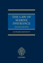 Law of Marine Insurance : Development in Litigation Economics - Howard Bennett