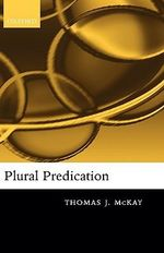 Plural Predication - Thomas McKay