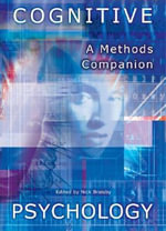 Cognitive Psychology : A Methods Companion