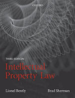 Intellectual Property Law - Lionel Bently
