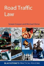 Practical Road Traffic Law - Simon Cooper