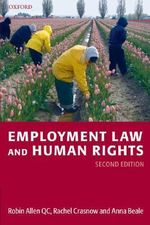 Employment Law and Human Rights - Robin Allen