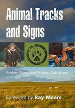 Animal Tracks and Signs - Preben Bang