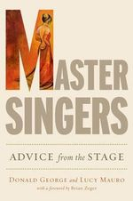 Master Singers : Advice from the Stage - Donald George