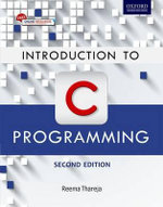 Introduction to C Programming - Reema Thareja