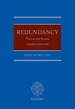 Redundancy : the Law and Practice - John McMullen
