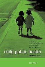 Child Public Health - Dr. Mitch Blair